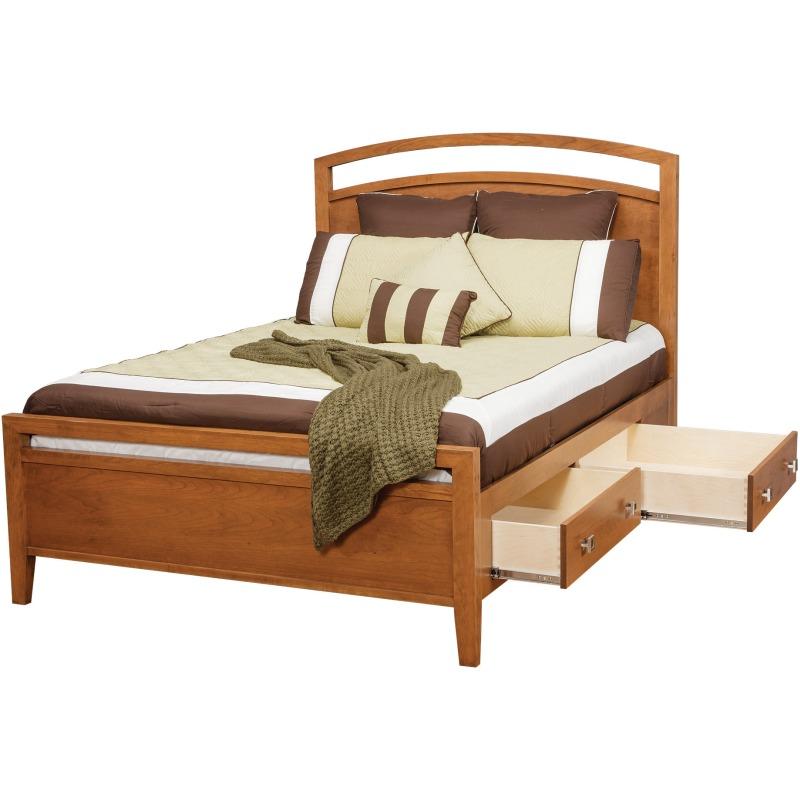 957e4ab2be2b Nouveau Queen Supreme Bed w/ 30