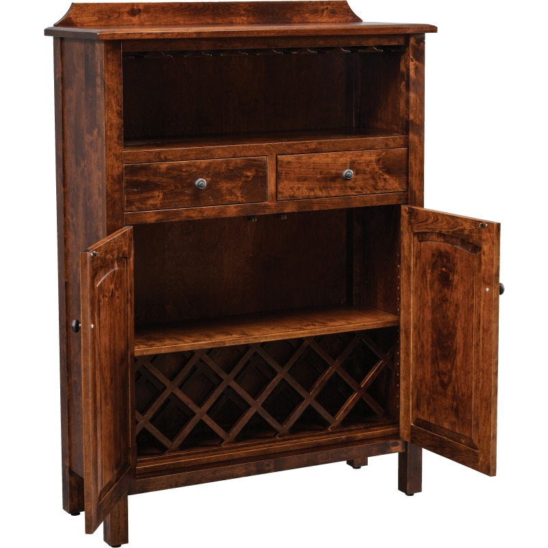 Savannah Wine Cabinet