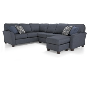 Alessandra 2PC Sectional