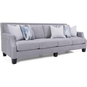"""Four Seat 101"""" Sofa"""