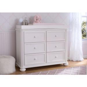 Peyton 6 Drawer Dresser