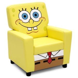 SpongeBob SquarePants High Back Upholstered Chair