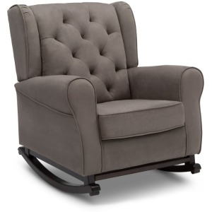 Emma Nursery Rocking Chair - Graphite