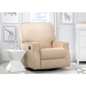 Caleb Nursery Recliner Glider Swivel Chair