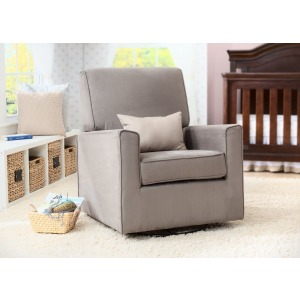 Aster Nursery Glider Swivel Rocker Chair