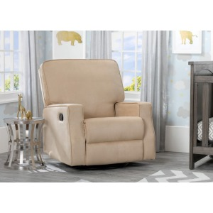 Carson Nursery Recliner Swivel Glider Chair