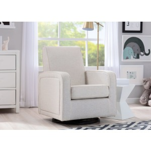 Charlotte Nursery Glider Swivel Rocker Chair