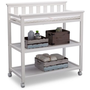 Liberty Changing Table - Bianca White
