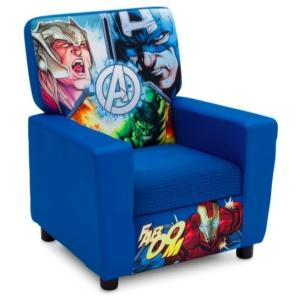 Avengers High Back Upholstered Chair