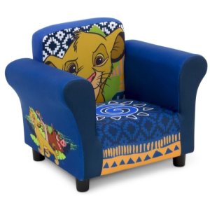The Lion King Kids Upholstered Chair
