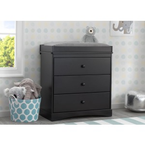 Skylar 3 Drawer Dresser with Changing Top
