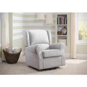 Morgan Upholstered Glider