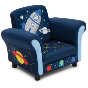 Space Adventures Kids Upholstered Chair
