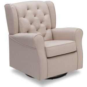 Emma Nursery Glider Swivel Rocker Chair