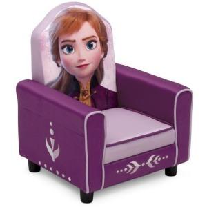 Frozen II Anna Figural Upholstered Kids Chair