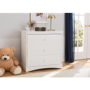 Sutton 3 Drawer Dresser