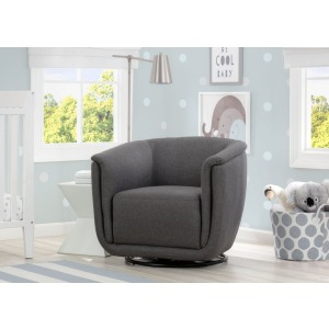 Skylar Nursery Glider Swivel Rocker Tub Chair
