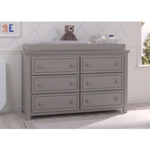 Oakmont 6 Drawer Dresser