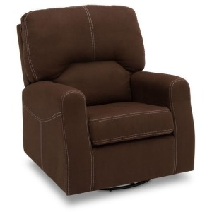 Marshall Nursery Glider Swivel Rocker Chair - Cocoa