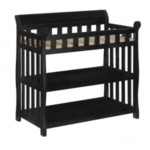 Eclipse Changing Table - Black