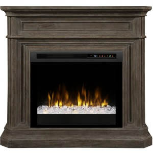 Ophelia Mantel Electric Fireplace