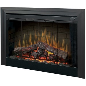Deluxe Built-in Electric Firebox - 45""