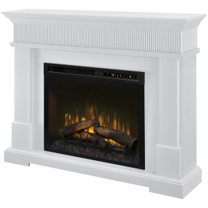 Jean Mantel Electric Fireplace