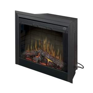 Deluxe Built-in Electric Firebox - 39""
