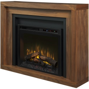 Anthony Mantel Electric Fireplace
