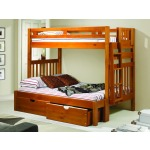 Bunk Bed W/ Extention Kit