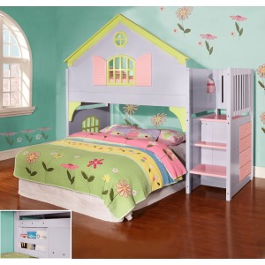 Doll House Bed