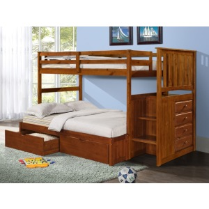 Bunk Bed TW/FULL