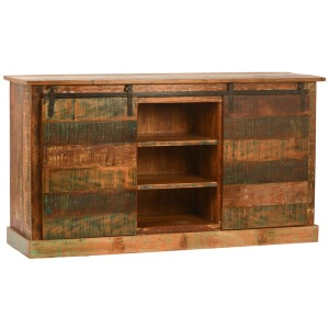 Nantucket Sideboard Sliding Door