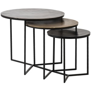 Armass Side Table - Set of 3