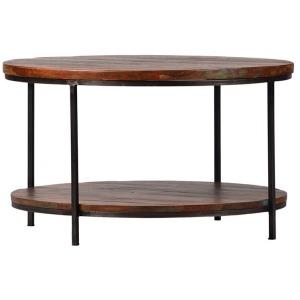 Devlin Round Coffee Table