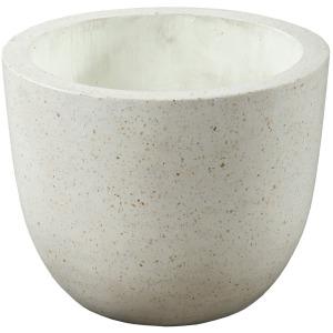 Pot - White Terrazzo Outdoor