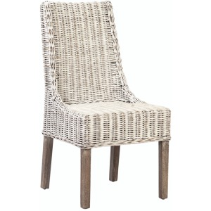 Ezio Dining Chair White Wash