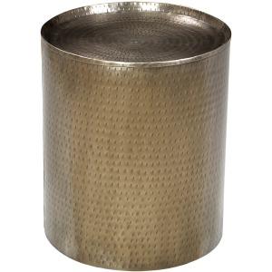Harper Brass Side Table