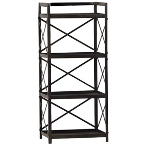 OXFORD BOOKCASE SHORT