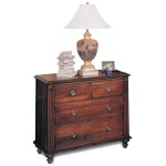 Bedside Chest - Savile Row Collection