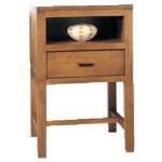 SOMA and LODO Collection Open Night Stand