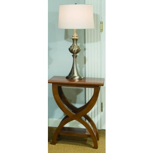 Transitional Chariside Table
