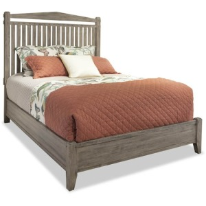 King Slat Bed - The Distillery Collection