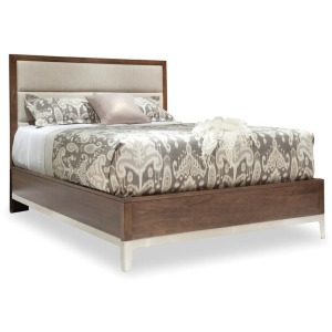Queen Upholstered Bed - Defined Distinction