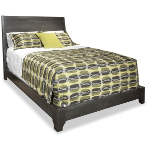 Queen Panel Bed - Front Street Collection