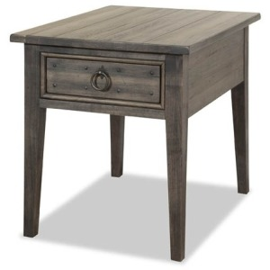 Distillery End Table - Solid Choices Collection, The Distillery Collection