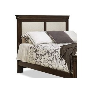 Chateau Fontaine King Fabric Panel Headboard