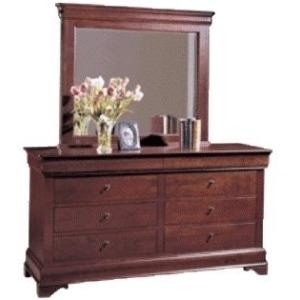 Lorraine Collection Double Dresser