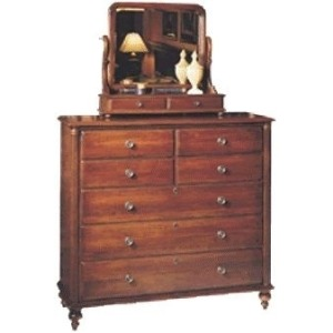 Savile Row Collection Dressing Chest