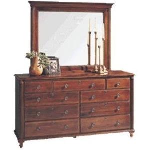 Savile Row Collection Triple Dresser